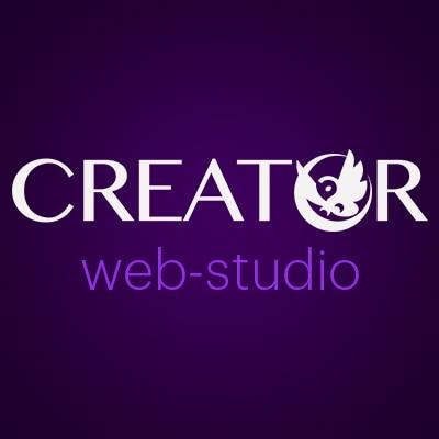 Creator веб-студия